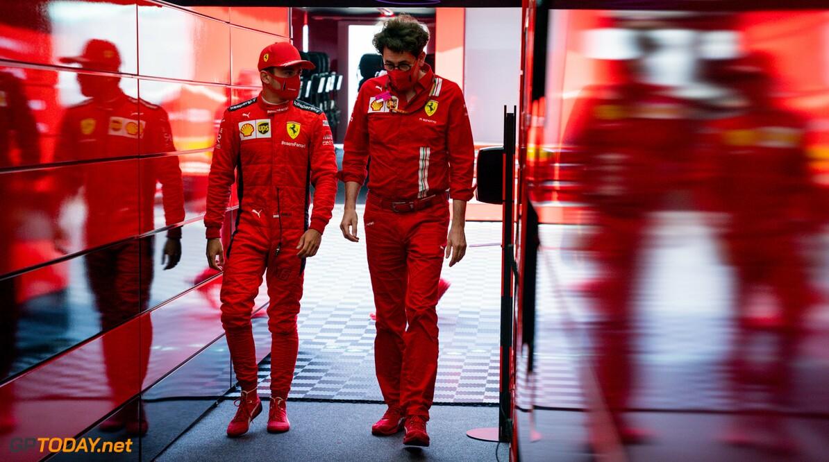 Mattia Binotto overwoog te stoppen als Ferrari-baas