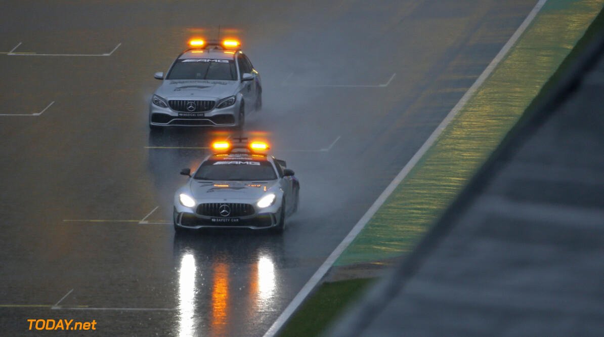 Styrian FP3 cancelled as rain pours at the Red Bull Ring