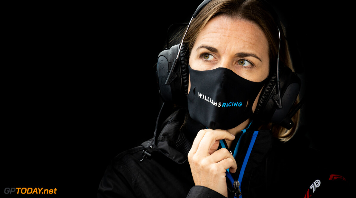 Claire Williams reveals she rejected offer to stay at F1 team