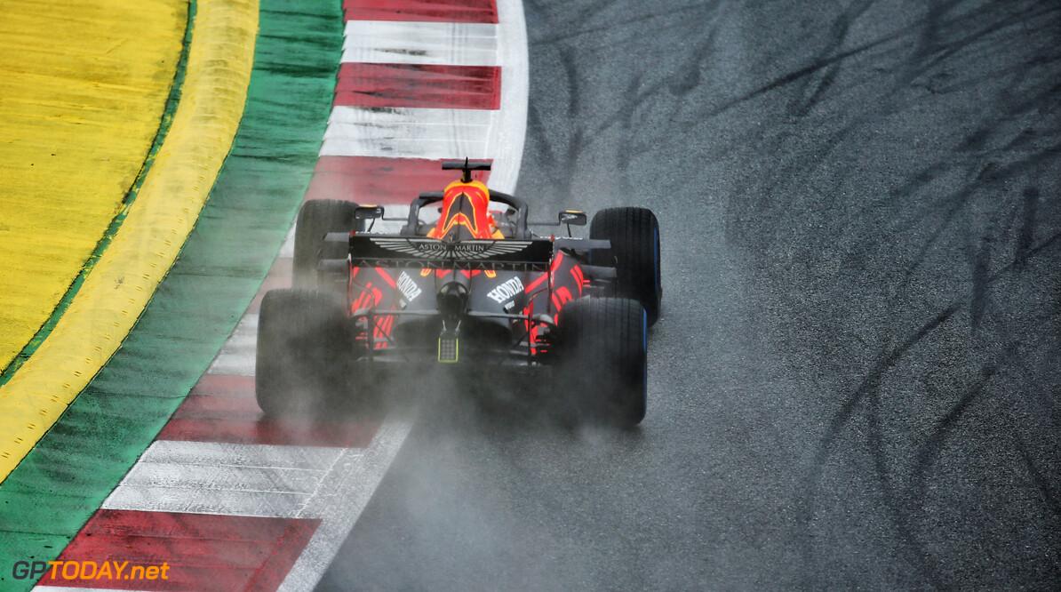 """Max Verstappen: """"Mijn laatste ronde was niet goed genoeg"""""""