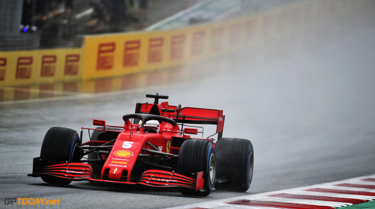 Ferrari zet updates op auto's Vettel en Leclerc om probleem op te lossen