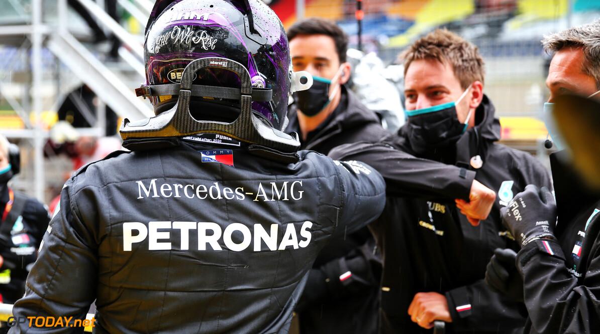 Mercedes-teamlid besmet met corona tijdens test op Nurburgring