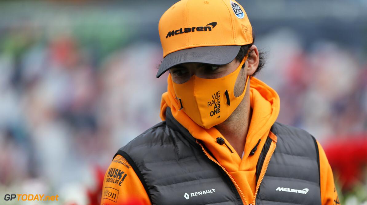Carlos Sainz boos op Racing Point vanwege dumpen Sergio Perez