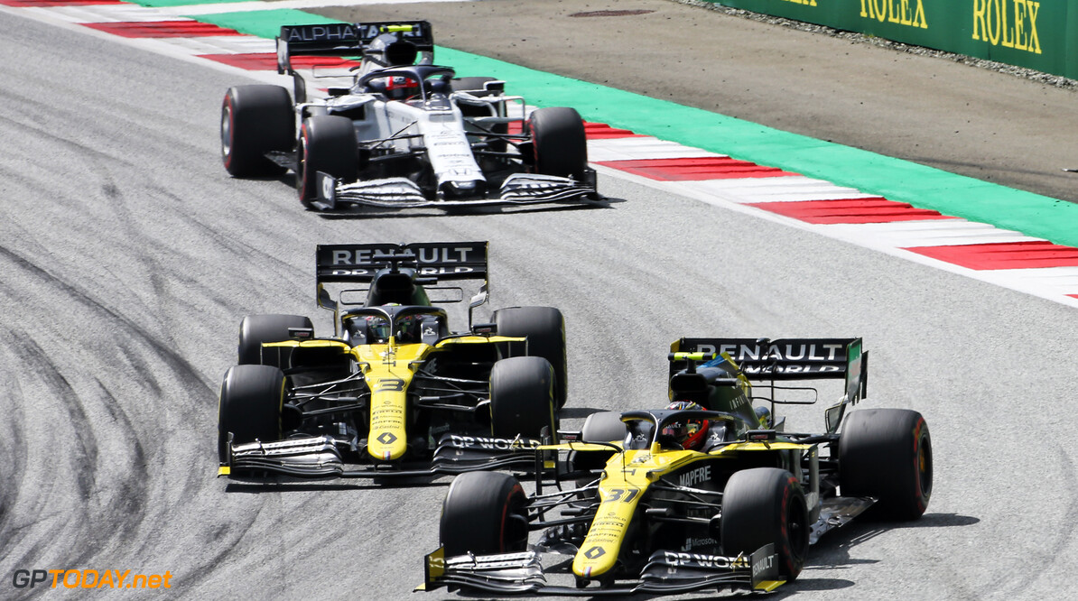 Ricciardo believes position swap with Ocon would have happened