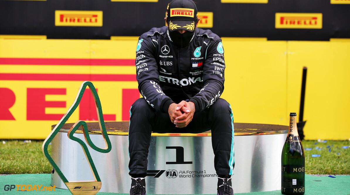 <b>Column:</b> Hamilton terechte profiteur van vlindereffect in Formule 1-theorie