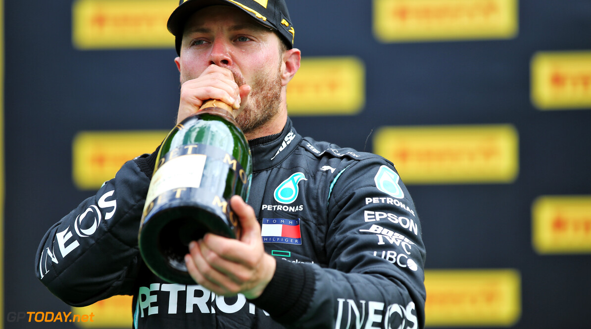 Bottas has 'no reason' to doubt his F1 abilities