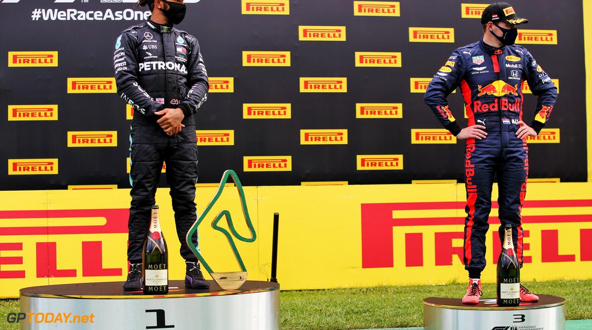 """Mercedes bevestigt: """"Er is nu geen ruimte voor Max Verstappen en hij is van Red Bull"""""""