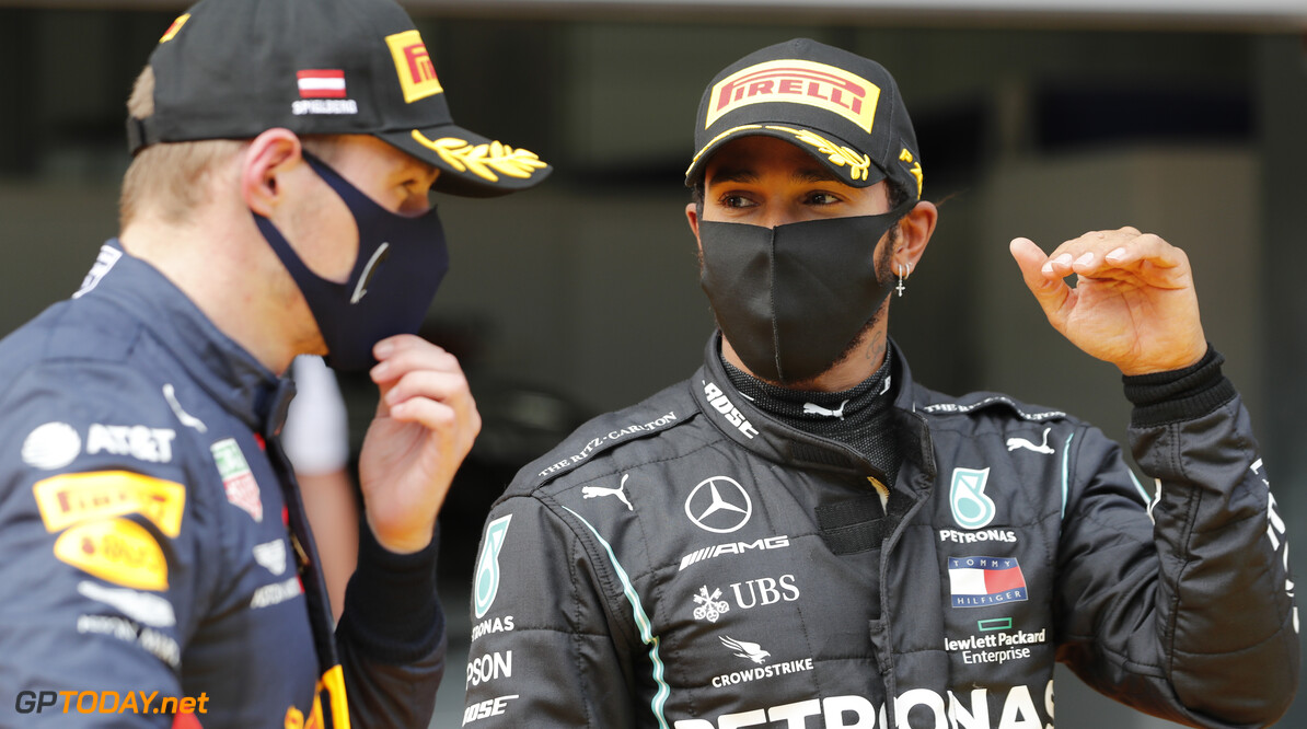 """Lehto: """"Zou leuk zijn als Verstappen en Hamilton teamgenoten worden bij Red Bull"""""""