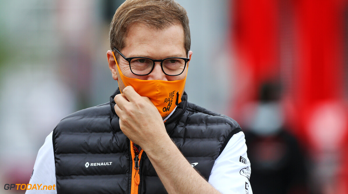 Seidl 'very happy' with the ban on testing at new F1 venues