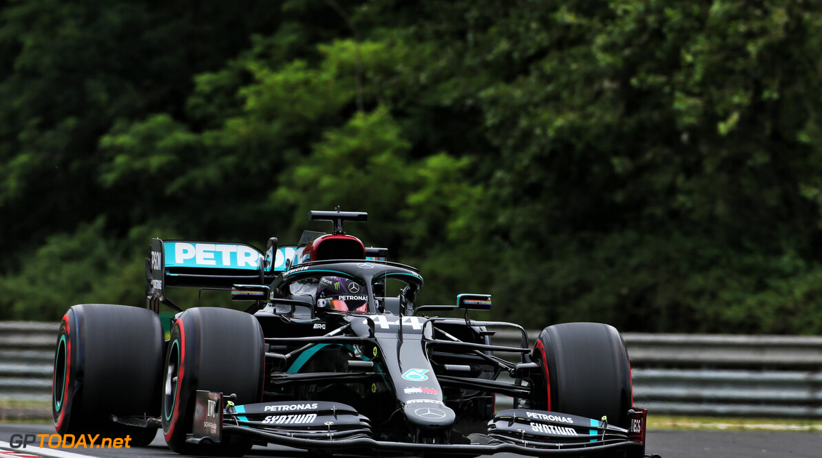 <strong>FP1: </strong>Hamilton leads Bottas in opening practice