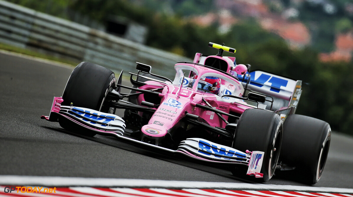 Stroll: Racing Point took a gamble with medium compound in Q2