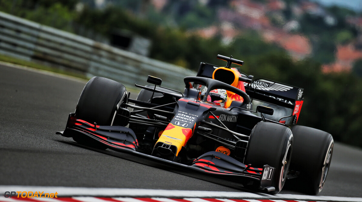 Verstappen: Red Bull has 'a lot of work to do' following difficult Friday in Hungary