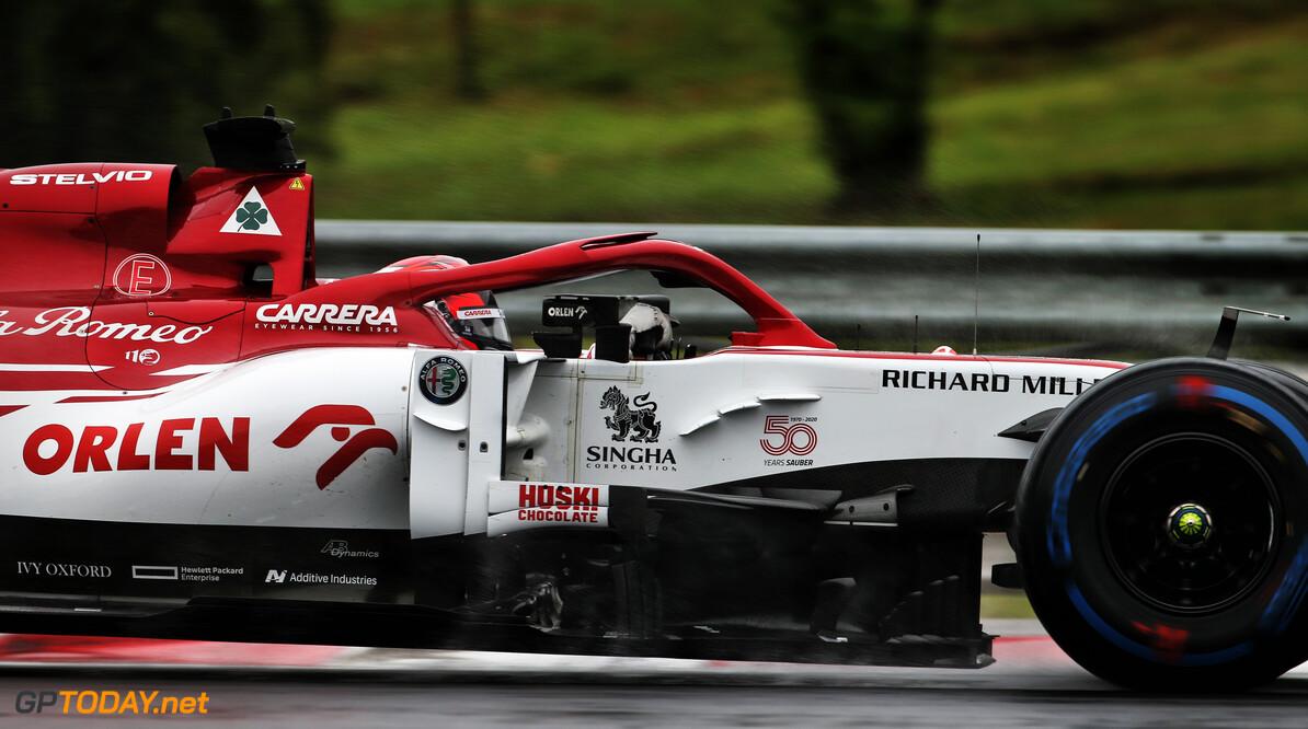 Alfa Romeo can 'score regularly' despite tough start to 2020 F1 season