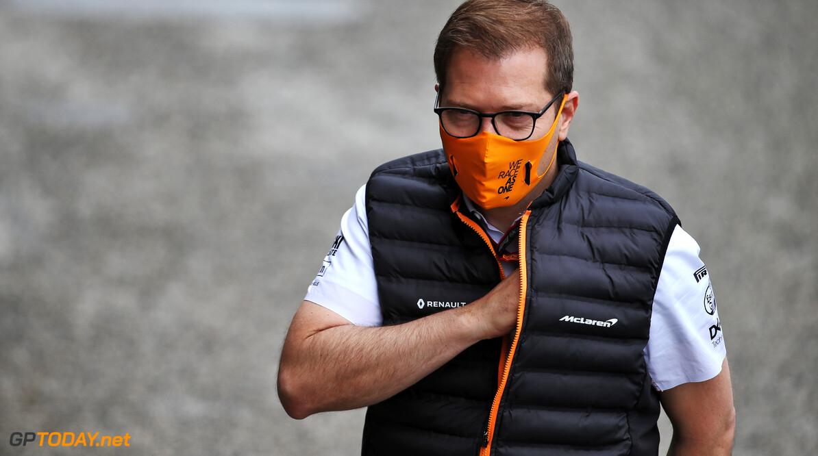 McLaren ligt op schema met integratie Mercedes-motor