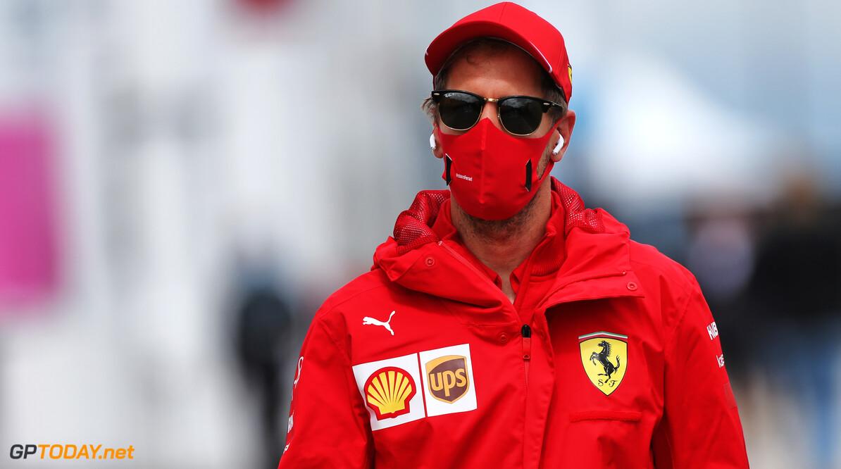 Toto Wolff solliciteert om manager van Sebastian Vettel worden