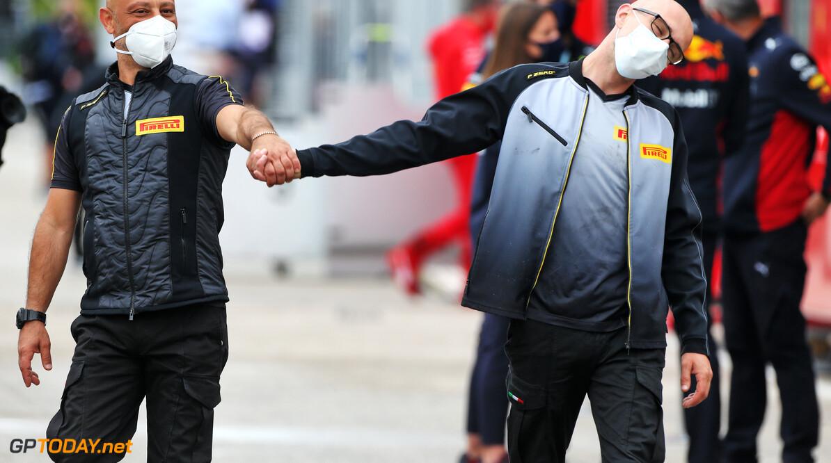 F1-personeel dicht tegen burn-out door hoge werkdruk