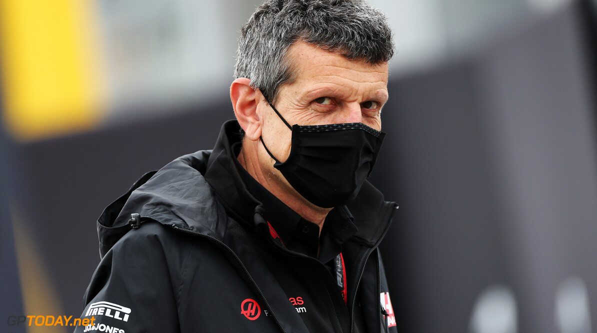 Steiner can't get satisfaction out of Ferrari struggles