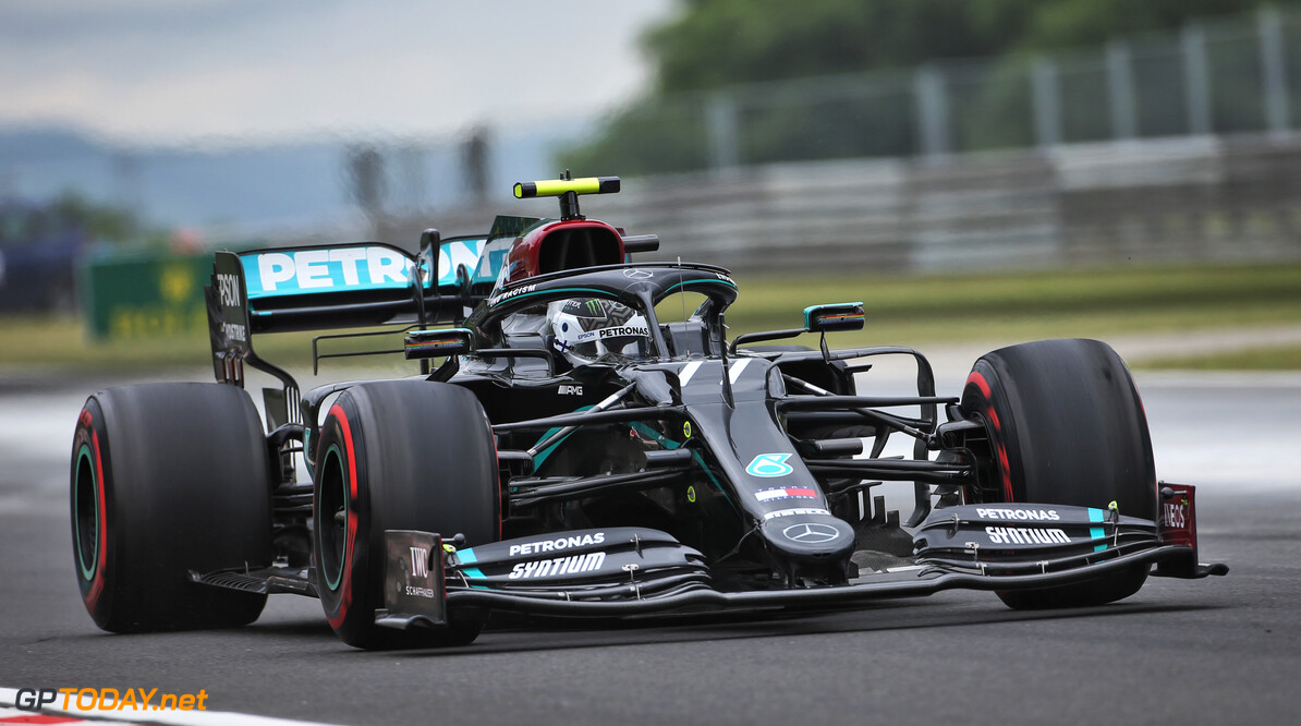 <strong>FP3:</strong> Bottas leads Hamilton, Perez close behind