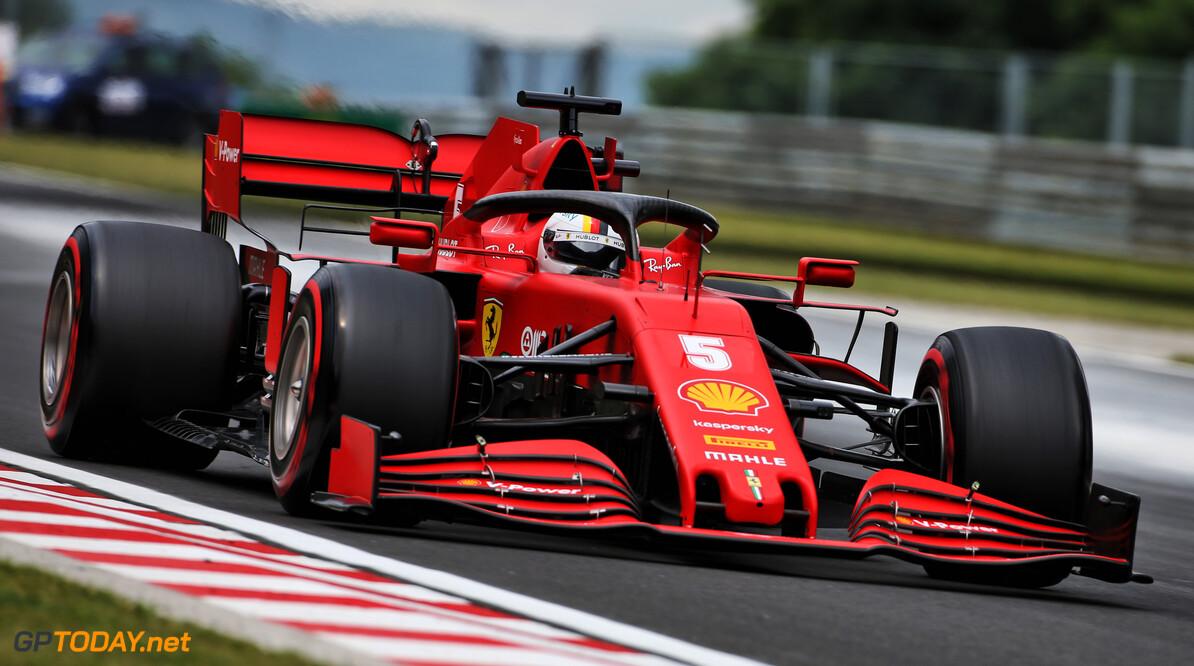 """Sebastian Vettel: """"We hebben geluk nodig om te winnen"""""""