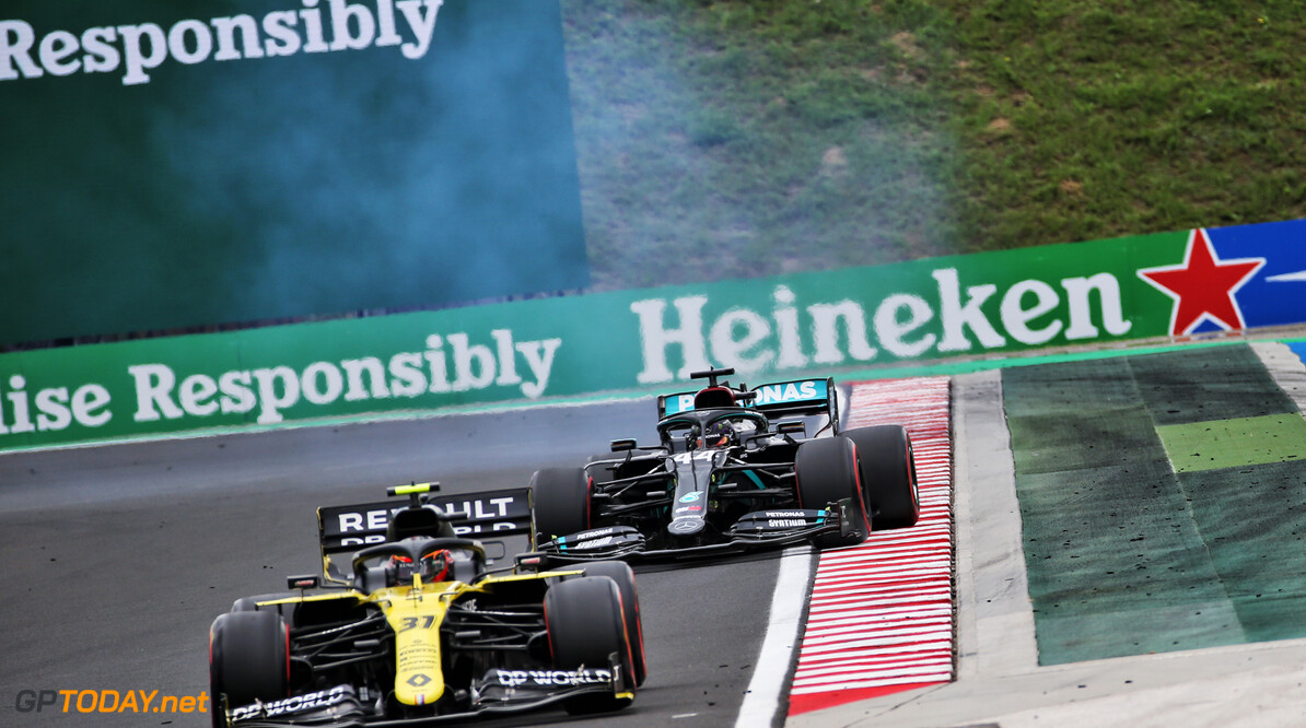 Wolff: Mercedes' smoking engine not a reliability issue