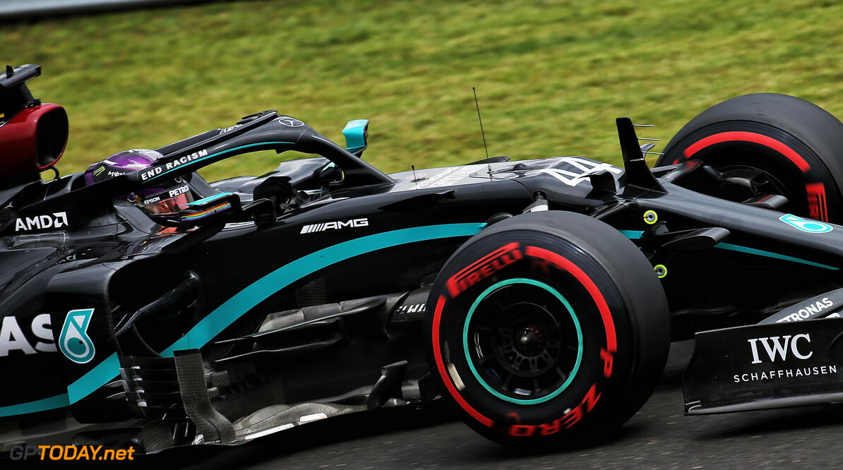 <strong>Qualifying:</strong> Hamilton beats Bottas, Stroll to Hungary pole position