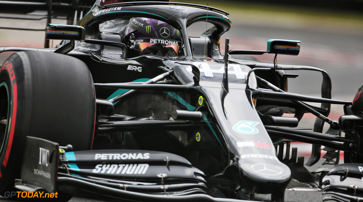<strong>Hungarian GP:</strong> Hamilton dominates to take victory in Budapest