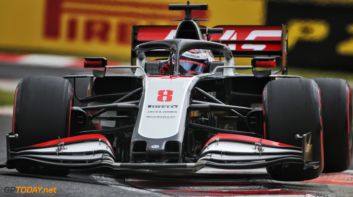 Steiner defends Haas Hungary formation lap call that led to penalties