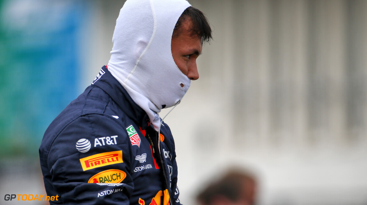 """Alex Albon: """"Ik ben trots op de race die ik heb gereden"""""""