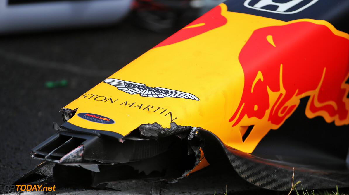 Gear synchronisation played a part in Verstappen's Hungary crash