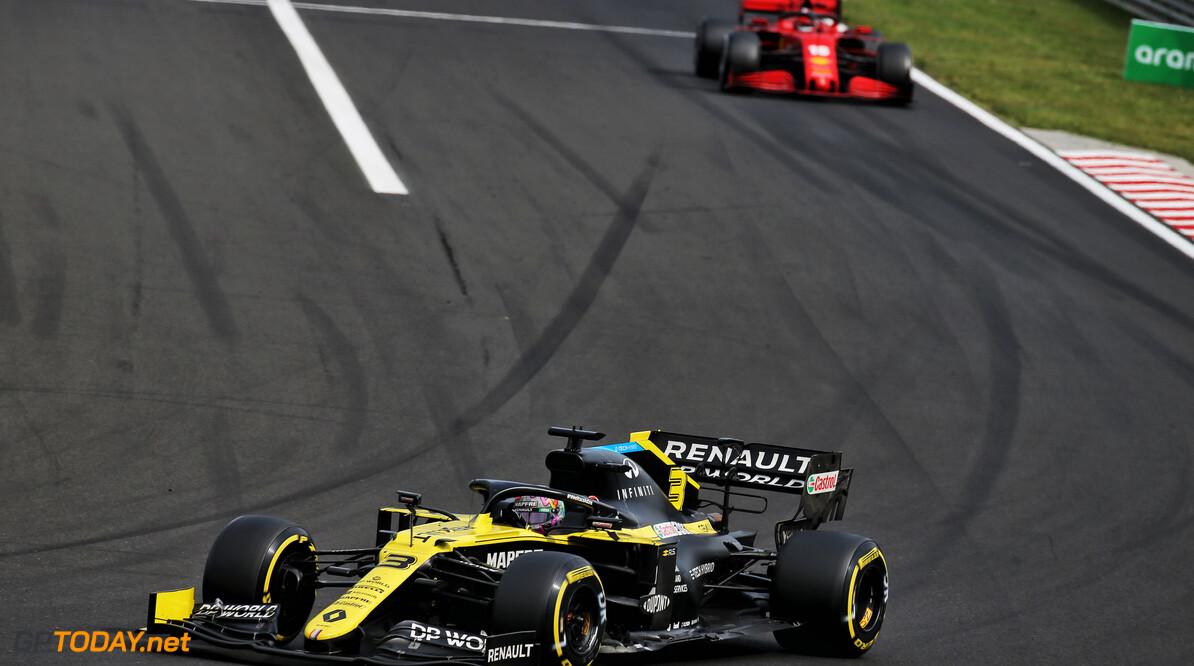 Ricciardo believes Renault has 'a bit more speed than Ferrari'