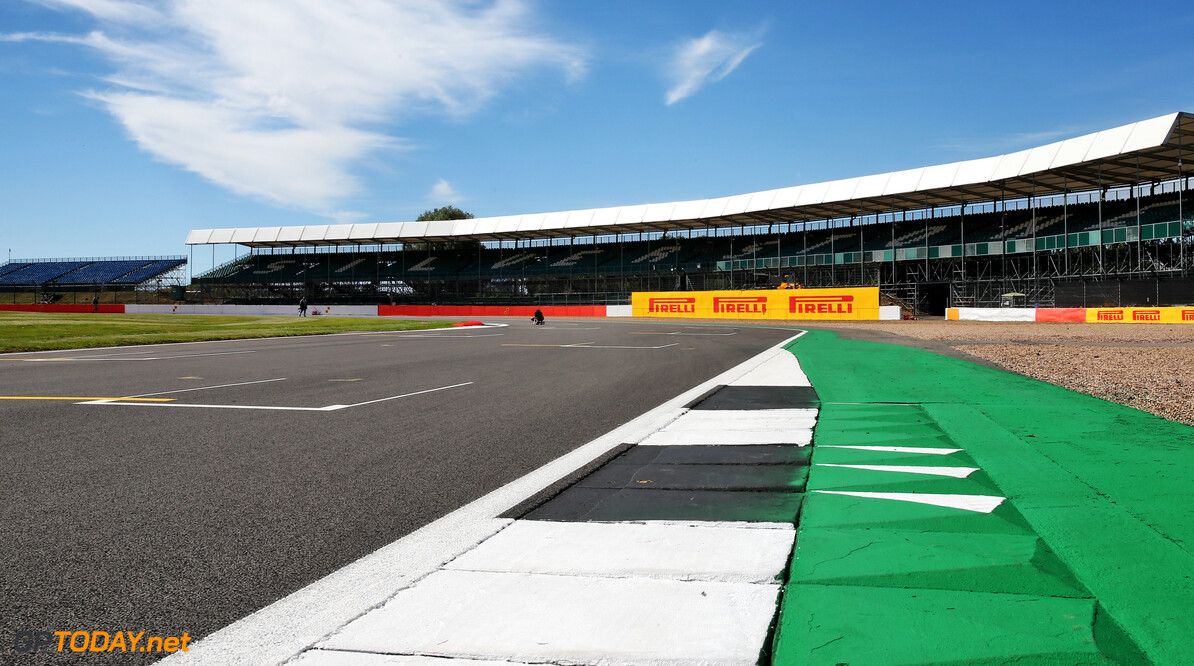 FIA to enforce track limits at Silverstone