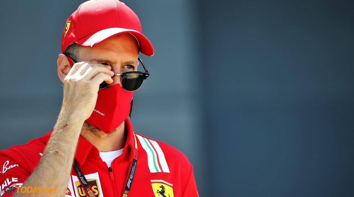 """Otmar Szafnauer: """"Sebastian Vettel is hongerig om te presteren"""""""