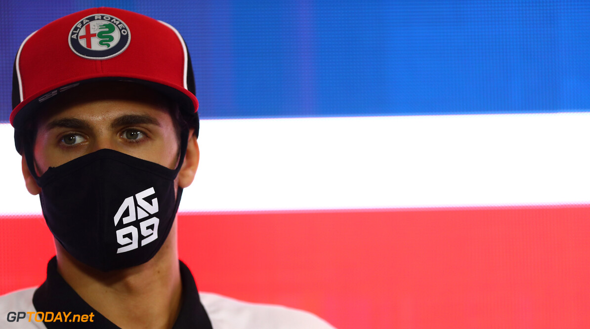 Giovinazzi determined to make fans smile watching home GP