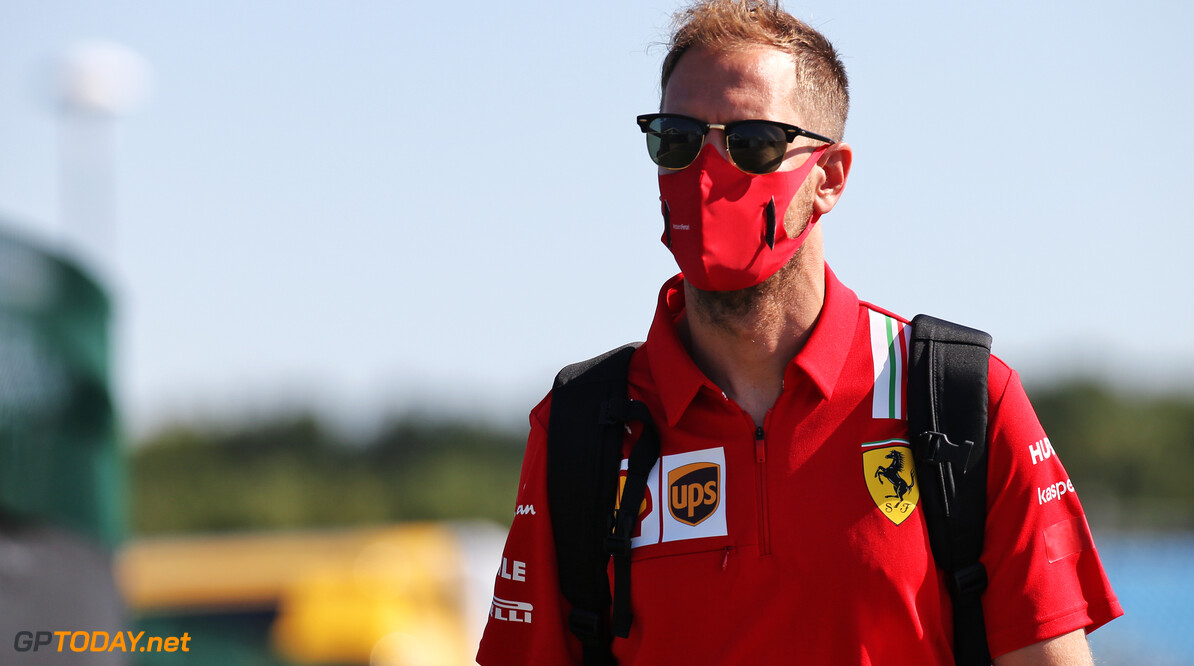 Vettel warns not to 'expect miracles' at upcoming Italian and Tuscany Grands Prix