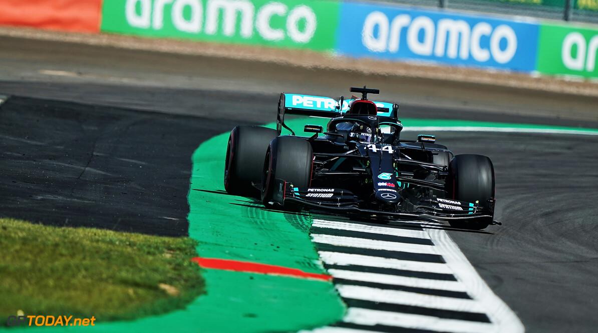 Hamilton receives fresh MGU-K for British GP