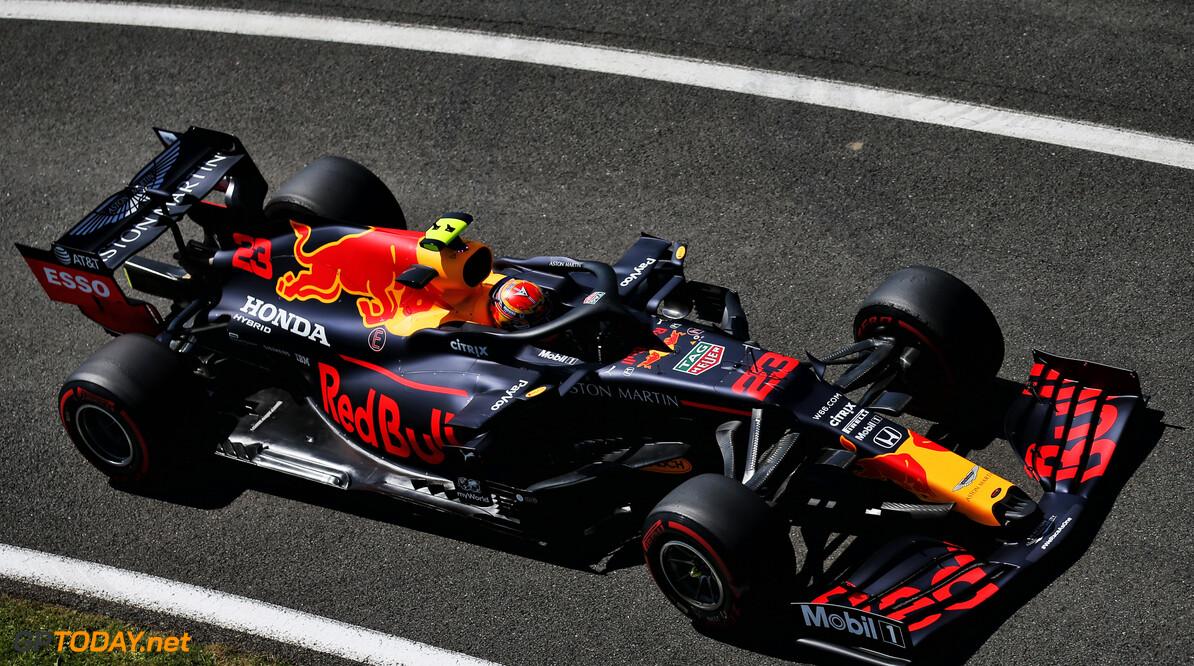 Alexander Albon vreest snelheid Renault en Racing Point op rechte stuk