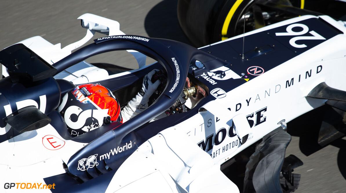 Kvyat set for British GP grid penalty