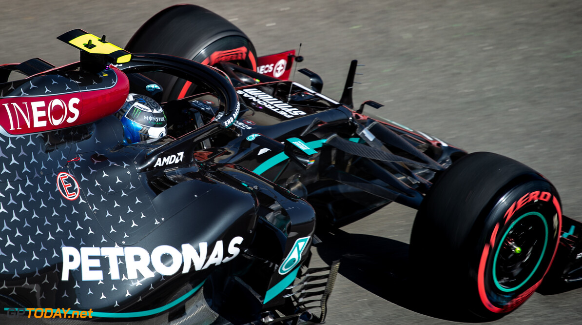 <strong>FP3: </strong>Bottas leads Mercedes 1-2