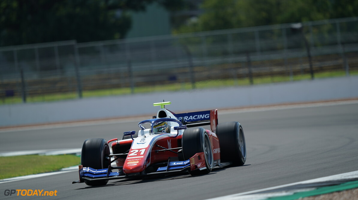 <strong>Sprint Race</strong>:  Shwartzman leads Prema 1-2, Nissany and Ticktum clash