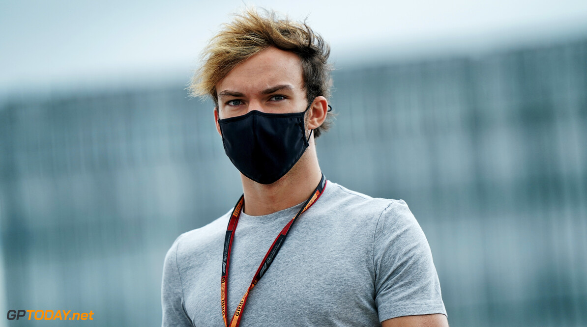 Gasly's home robbed and ransacked during Spanish Grand Prix