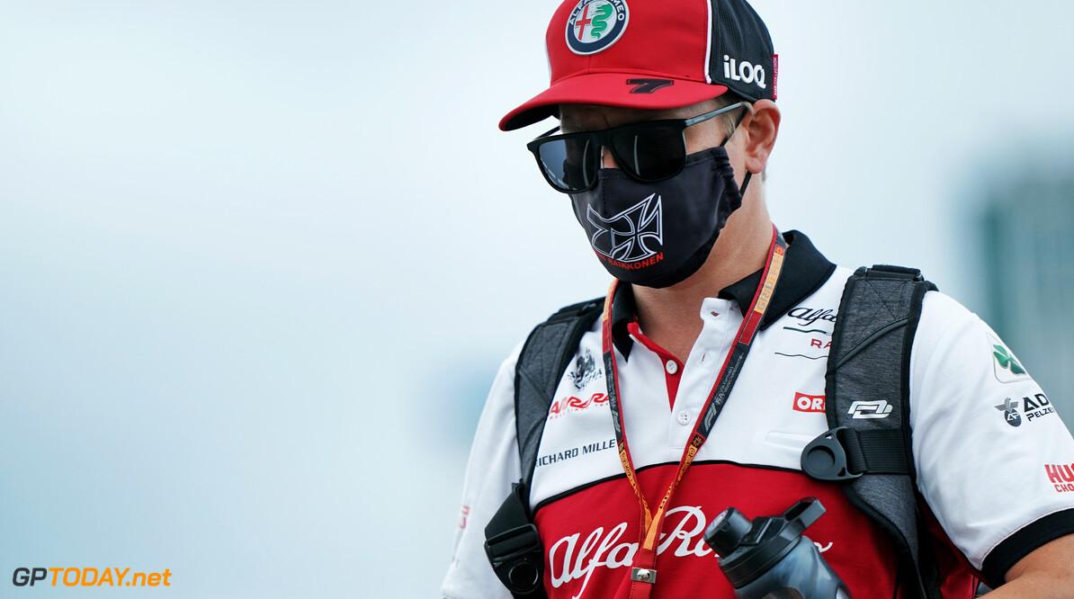 Raikkonen labels twelfth 'still disappointing' despite finishing ahead of Ferrari