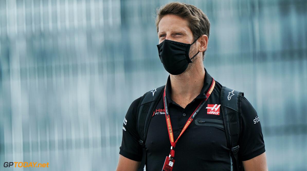 Romain Grosjean racet in 2021 in IndyCar, maar niet op ovals
