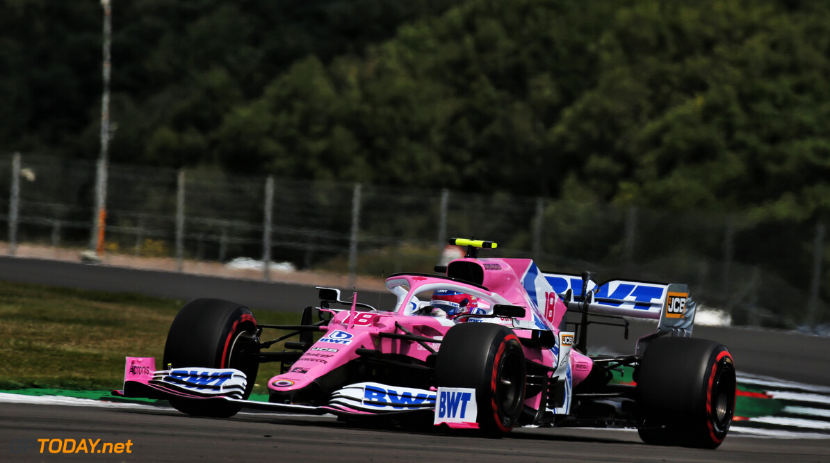 Stroll not ruling out potential British GP podium
