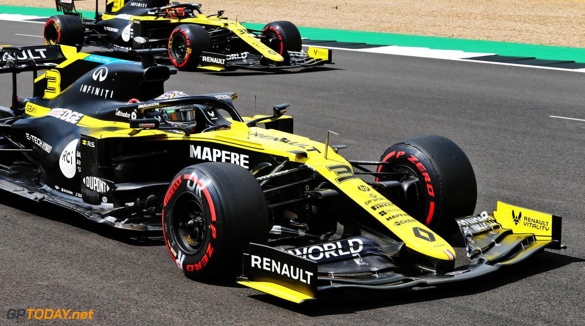 'Politieke reden dat Renault ineens vooraan rijdt'