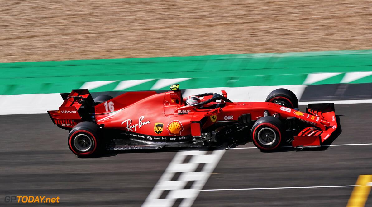 Ferrari valt terug na sterke vrijdag; teleurstelling in Italilë