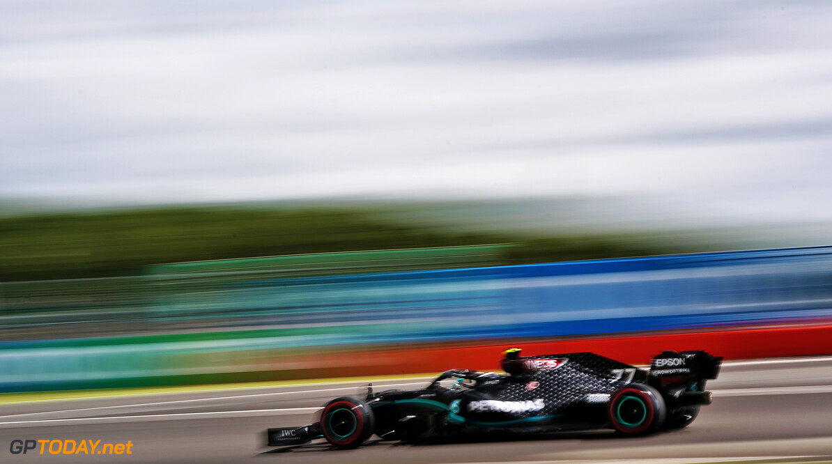 <strong>Free Practice  3</strong>: Bottas fastest as McLaren show strong pace
