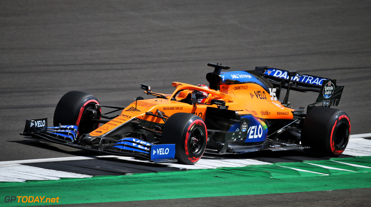 McLaren to receive multi-year partnership with Belarusian metal company