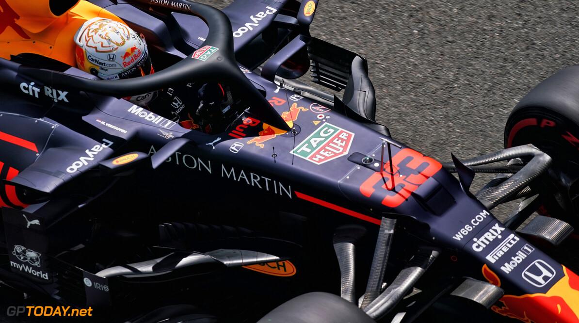 <b>Video:</b> Onboard bij Max Verstappen tijdens de laatste drie ronden