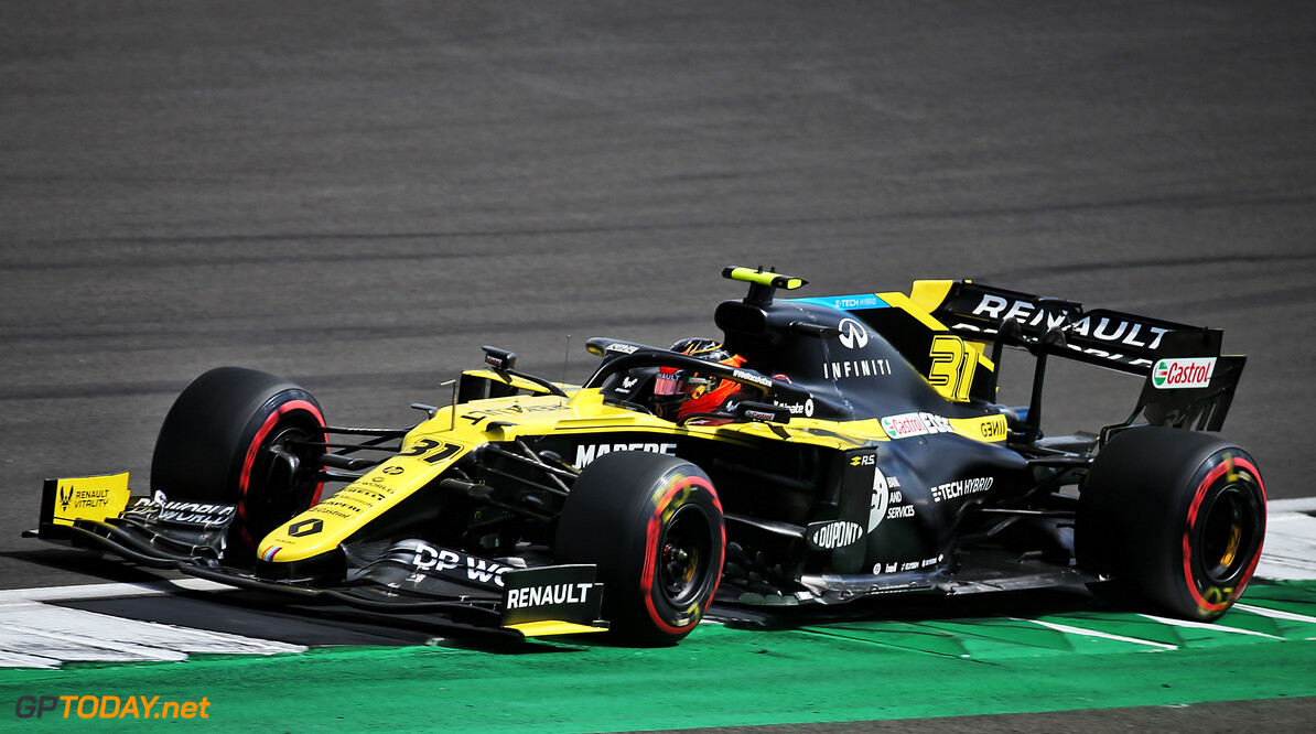 Ocon excited for Italian Grand Prix after promising Belgian GP result
