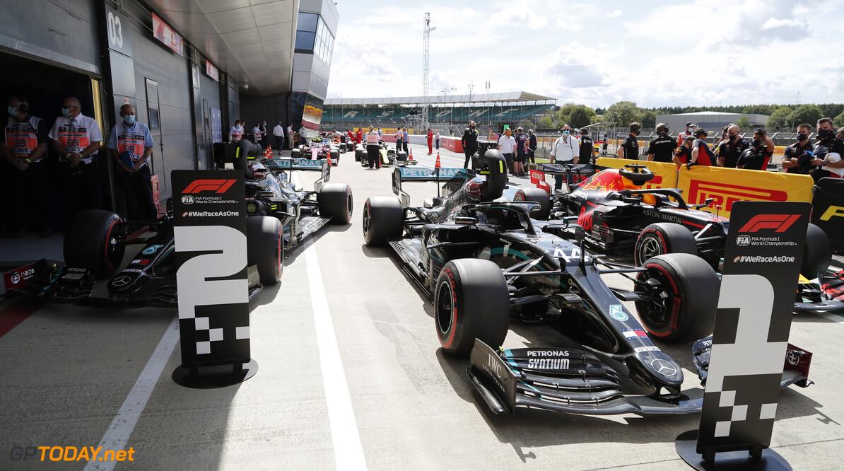 Update: 'Verbod op Party-modus in kwalificaties al ná Spaanse GP  van kracht'